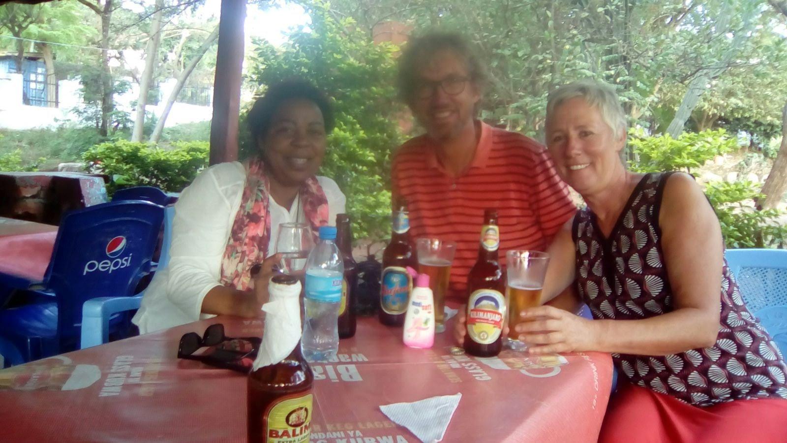 friends, Mwanza, Tanzania