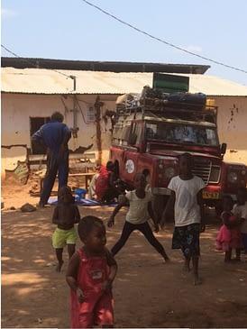 Tanzaniaanse wegen