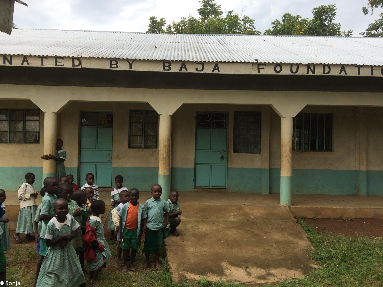 Rambula Primary school, Kenya