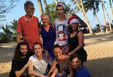 Kerst met de kinderen